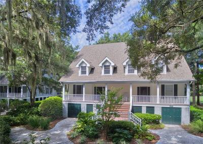 Daufuskie Island Condo/Townhouse For Sale: 32 Plantation Homes Drive #32