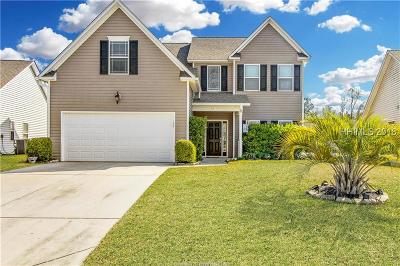 Bluffton, Okatie Single Family Home For Sale: 53 Wyndham Dr