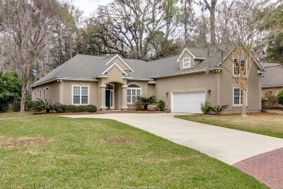 Single Family Home For Sale: 7 Carrington Point