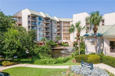 Beaufort County Condo/Townhouse For Sale: 1 Ocean Lane #1405