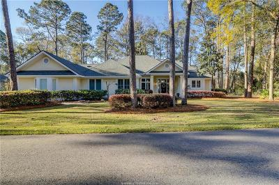 Beaufort County Single Family Home For Sale: 55 Lancaster Place
