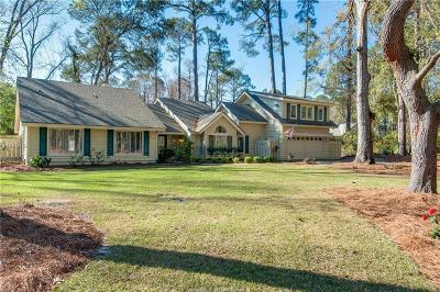 Single Family Home For Sale: 47 Hickory Forest Drive