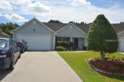 Bluffton SC Single Family Home For Sale: $215,000