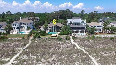 Beaufort County Single Family Home For Sale: 13 Dune Lane