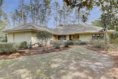 Single Family Home For Sale: 21 Brown Thrasher Road