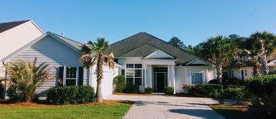 Beaufort County Single Family Home For Sale: 15 Yonges Island Drive