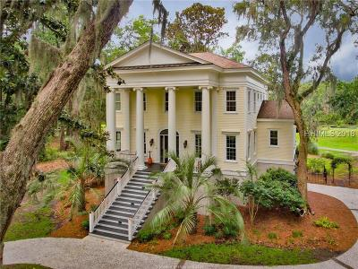 Daufuskie Island Single Family Home For Sale: 4 Maggie Path