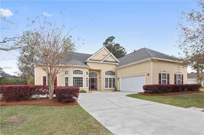 Beaufort County Single Family Home For Sale: 9 Crossings Boulevard