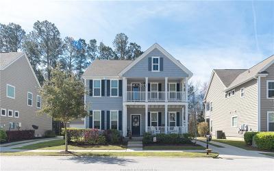 Single Family Home For Sale: 27 Rivers Bridge Court