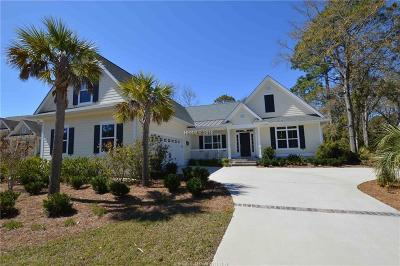 Palmetto Hall Single Family Home For Sale: 22 Clyde Lane