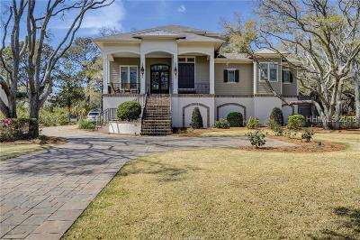 Single Family Home For Sale: 70 S Port Royal Drive