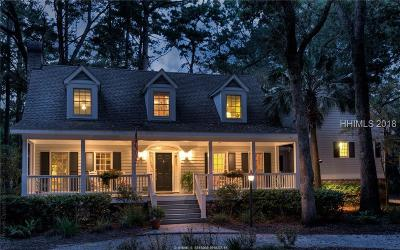 Daufuskie Island Single Family Home For Sale: 1107 Haig Point Road