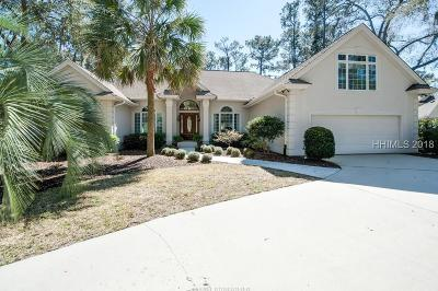 Beaufort County Single Family Home For Sale: 101 Wedgefield Drive