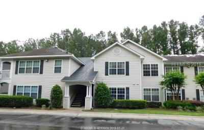 Bluffton Condo/Townhouse For Sale: 50 Pebble Beach Cove #H213