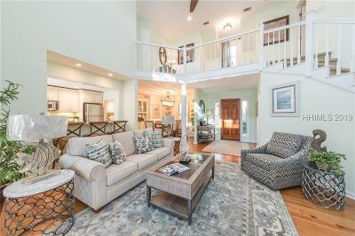 Hilton Head Island Single Family Home For Sale: 29 Off Shore