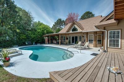 Bluffton, Okatie Single Family Home For Sale: 5 Tillinghast Circle