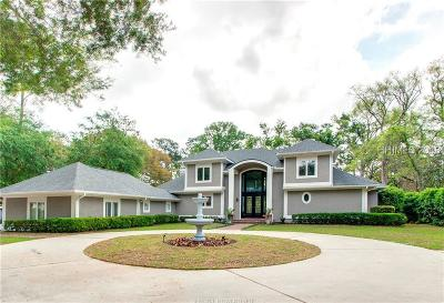 Beaufort County Single Family Home For Sale: 6 McIntosh Road