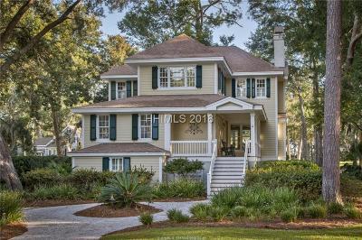 Daufuskie Island Single Family Home For Sale: 27 Tabby Circle