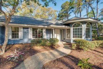 Beaufort County Single Family Home For Sale: 25 Stonegate Drive