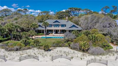 Hilton Head Island Single Family Home For Sale: 43 S Beach Lagoon Drive