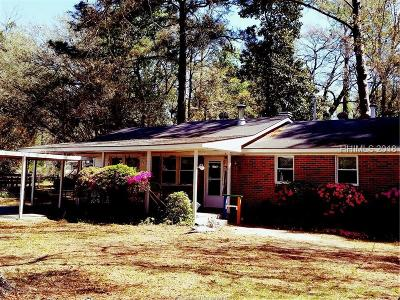 Beaufort Single Family Home For Sale: 40 Mystic Circle