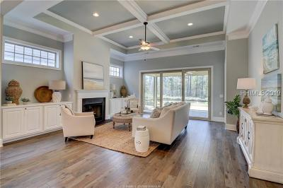 Bluffton Single Family Home For Sale: 119 Hampton Lake Crossing