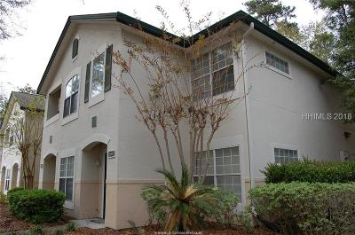 Bluffton Condo/Townhouse For Sale: 897 Fording Island Road #2007