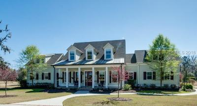 Bluffton Single Family Home For Sale: 1 Wrenford Court