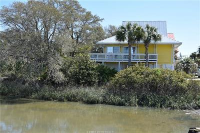 Saint Helena Island Single Family Home For Sale: 86 SW Harbour Key Drive
