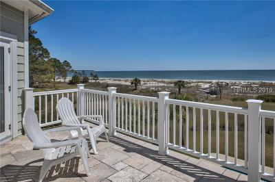 Daufuskie Island SC Single Family Home For Sale: $1,895,000