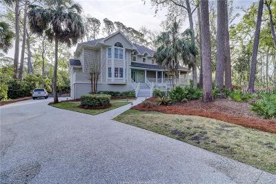 Beaufort County Single Family Home For Sale: 25 Rum Row