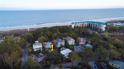 Hilton Head Island Single Family Home For Sale: 8 Moonshell Road