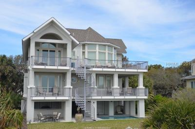 Beaufort County Single Family Home For Sale: 105 Dune Lane