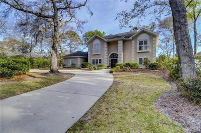 Beaufort County Single Family Home For Sale: 81 Leamington Lane