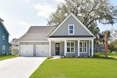Bluffton Single Family Home For Sale: 306 White Lion Court