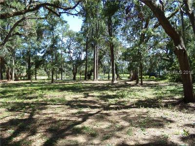 Hilton Head Island Residential Lots & Land For Sale: 34 Millwright Drive