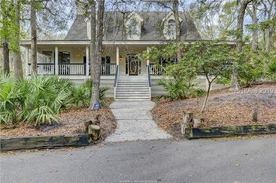 Beaufort County Single Family Home For Sale: 4 Iron Clad