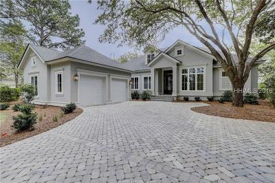 Bluffton Single Family Home For Sale: 211 Summerton Drive