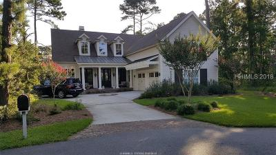 Palmetto Hall Single Family Home For Sale: 16 Ellis Court