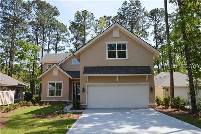 Beaufort County Single Family Home For Sale: 15 Richfield Way