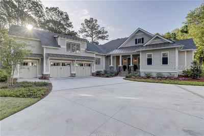 Colleton River Single Family Home For Sale: 4 Laurel Hill Court