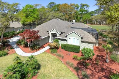 Beaufort County Single Family Home For Sale: 13 Larium Place