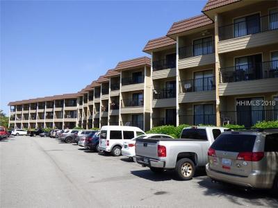 Hilton Head Island Condo/Townhouse For Sale: 40 Folly Field Road #B242