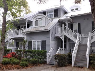 Hilton Head Island Condo/Townhouse For Sale: 19 Wimbledon Court #205