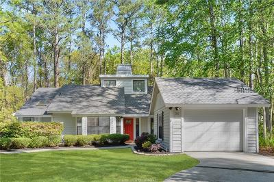 Beaufort County Single Family Home For Sale: 34 Edgewood Drive