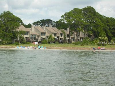 Hilton Head Island Condo/Townhouse For Sale: 253 S Sea Pines Drive #1452
