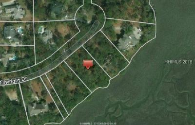 Hilton Head Island Residential Lots & Land For Sale: 50 Millwright Drive