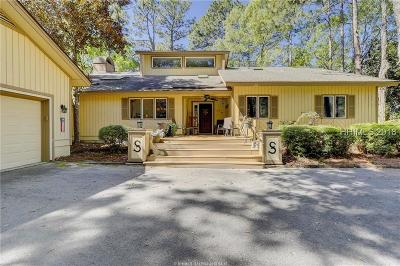 Hilton Head Island Single Family Home For Sale: 31 Big Woods Drive