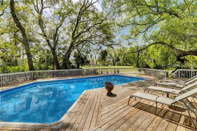 Beaufort County Single Family Home For Sale: 2 High Water