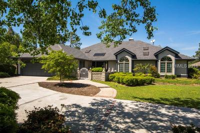 Beaufort County Single Family Home For Sale: 27 Oyster Reef Drive